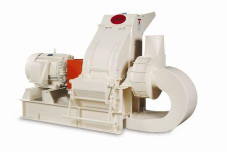 finish grinding hammer mill with integral fan