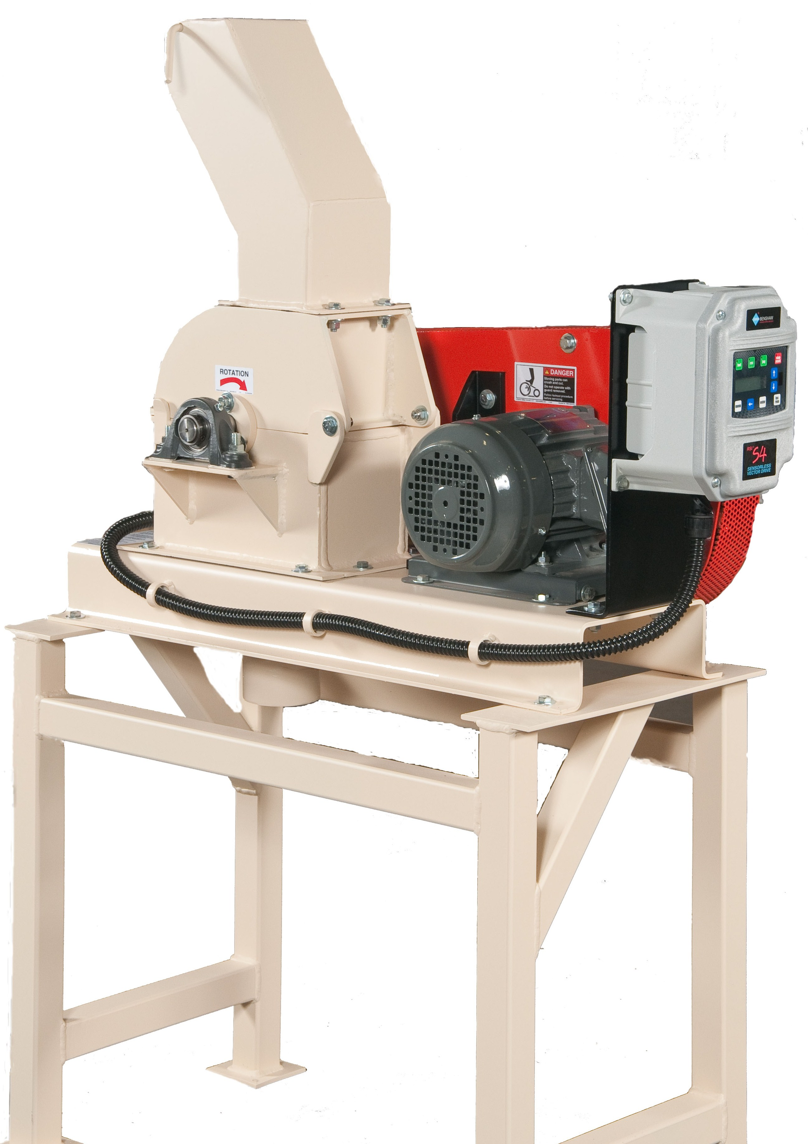 lab scale hammer mill