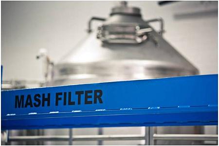 tin man brewing company mash filter
